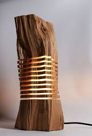 wood lighting. Elegant Wood Lamp Sliced Lamps Made From Real Firewood Show The Beauty Of Simple Things Ncwejzb Lighting