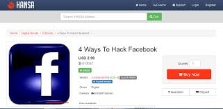 Web Account How To Facebook A Hack Dark Seputar