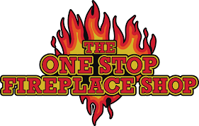 the one stop fireplace logo