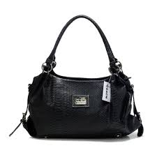 Coach In Embossed Medium Black Satchels DFN,coach leather wallet,coach  leather backpack,officially authorized