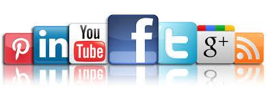 Resultado de imagen para redes sociales logos