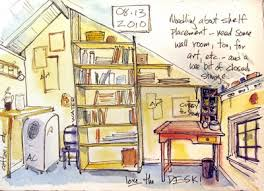 Cathy Johnson's Art-Shed/Shedworking Studio | Relaxshax's Blog