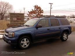 2005 Chevrolet TrailBlazer EXT LS 4x4 in Superior Blue Metallic ...