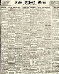 New Oxford Item Newspaper Archives, Jun 6, 1957, p. 1