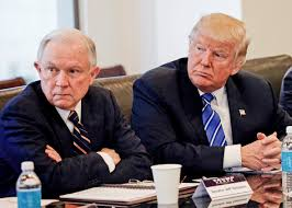 Image result for Sessions/trump