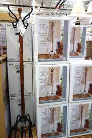 Cast Iron Tree Coat Rack Costco CLEARANCE Cast Iron Wood Coat Rack Frugal Hotspot 96