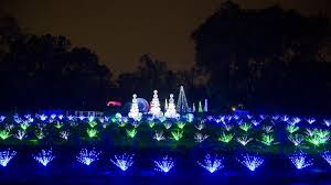 the 2018 garden glow is underway at the missouri botanical garden