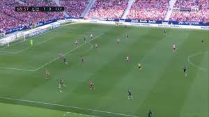 Goal Analysis: Pablo Sarabia – Atletico Madrid 1-1 Sevilla 12/5/2019 –  Holding Midfield