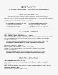 Ios Experience Resume Examples Elegant Images Sample Cover Letter