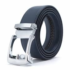 Mens Blue Designer Belts Us 10 69 46 Off New Designer Popular Luxury Cowhide Leather Belt Men Blue Brown Automatic Buckle Belly Waist Business Casual Belts For Men In Mens