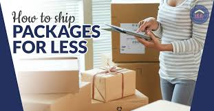 est way to mail packages
