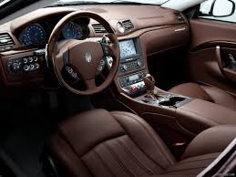 Maserati GranTurismo S Automatic (2010) - Interior | Wallpaper #44