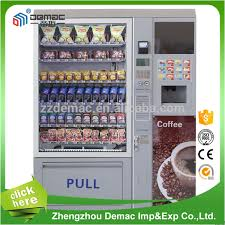 Hot Coffee Vending Machine Cool Hot Coin Operated Coffee Vending Machine Chocolate Vending Machine