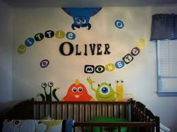 Diy Monsters Inc Room Decor Monsters Inc Baby Room D On Monters Inc Ideas  Monsters University
