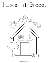 grade one activity sheets coloring pages for first grade 7514 free coloring pages