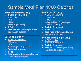 Diabetes Sample Menus Dont Try This If You Dont Want Increase The Diabetes Risk Diet