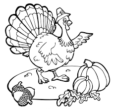 Small Picture Coloring Page Thanksgiving Pages For Preschoolers Preschool mosatt