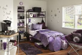 college bedroom inspiration.  Bedroom Grey And Purple Bedroom Wall Decor Unique College Decorating Ideas  Internetunblock On Inspiration