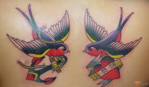 значение татуировки ласточка фотографии тату