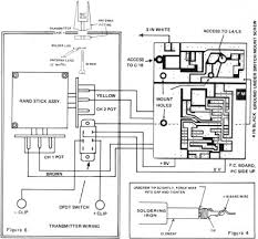 aam commander rc system article part 2 1972 aam airplanes aam commander 2 channel r c system wiring diagram 1972 american aircraft modeler transmitter wiring diagram