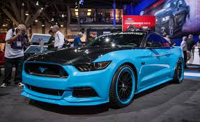 Ford and Petty's Garage Team Up to Offer 627-hp Mustang GTs – News ...