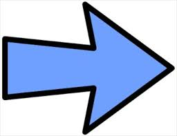 Image result for blue arrow clipart