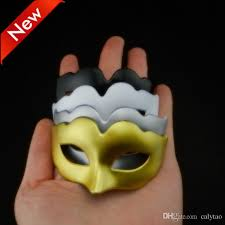Decorative Masquerade Masks Supper Cute Mini Mask Christmas Gift Venetian Masquerade Ball 66