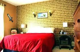 minecraft bed bedroom designs cool room designs room ideas bedroom real life theme bedroom fascinating room