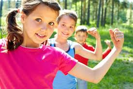 Short Intense Bursts Of Exercise Will Help Boost A Childs