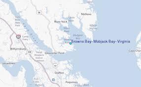Mobjack Bay Chart Browns Bay Mobjack Bay Virginia Tide Station Location Guide