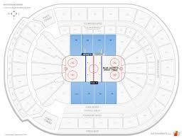 Nationwide Arena Sky Terrace Hockey Seating