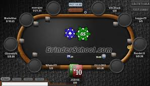 Texas Holdem Positions On A Poker Table