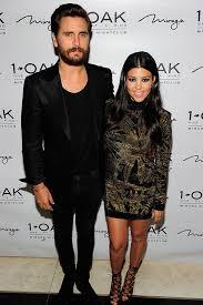 Kourtney Kardashian on Scott Disick birthday