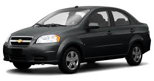 Amazon.com: 2009 Chevrolet Aveo Reviews, Images, and Specs: Vehicles