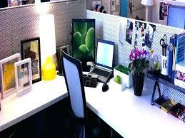 cubicle office decor. Office Desk Decor Cubicle E