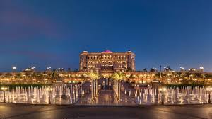Light N Leisure Ma Abu Dhabis Emirates Palace To Fly New Flag Hotel Management