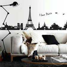 wallpaper stickers for living room tower wall sticker wall stickers for living room flipkart