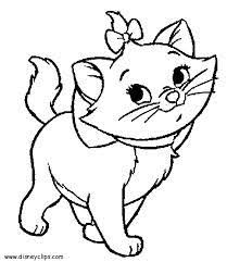 Disney Clipart Cat Graphics Illustrations Free Download On