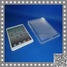 apple countertop acrylic tablet pc ipad display holder