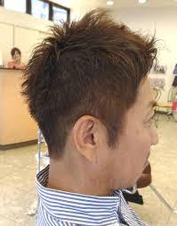 大人の男性の為の明るく染めるカッコイイ白髪染め 原宿