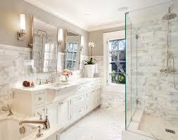 Full Size of Bathroom:fabulous Classic White Bathroom Ideas Charming  Scavullo Design Marble Gray Tiles Large Size of Bathroom:fabulous Classic  White ...