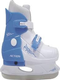 <b>Коньки ледовые раздвижные Action</b>. 6820115 в интернет ...
