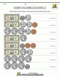 Money worksheets 2 nd grade latter day counting coins count the 2 ...
