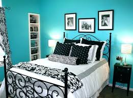 black white blue bedroom teal and white bedroom best black and white small bedroom decor ideas