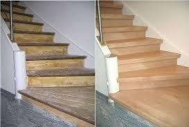 Ideal füt bastler und heimwerker: Neuer Stufenbelag Fur Alte Treppen