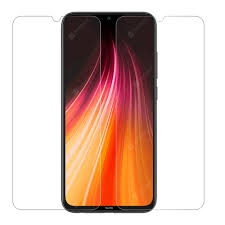 <b>NORTHJO Tempered Glass</b> for Xiaomi Redmi Note 8 Transparent ...