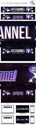 Banners Youtube Backgrounds Buttons From Graphicriver Page 3