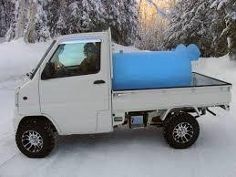 Water & Fuel Trucks | Cook Inlet Mini Trucks Alaska
