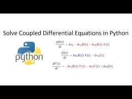 simulate coupled diffeial equations