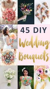 dazzling ideas diy wedding flowers 45 stunning bouquets you can craft yourself cool crafts diy best bulk bridal cost